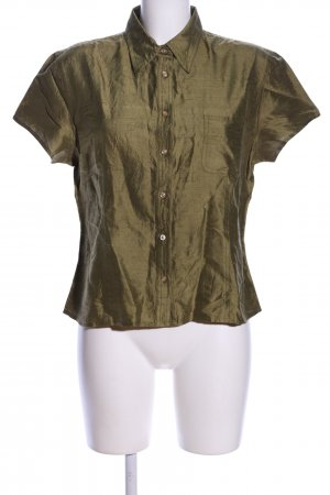 Banana Republic Hemd-Bluse braun Business-Look