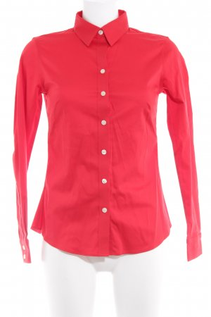Banana Republic Hemd-Bluse rot Business-Look