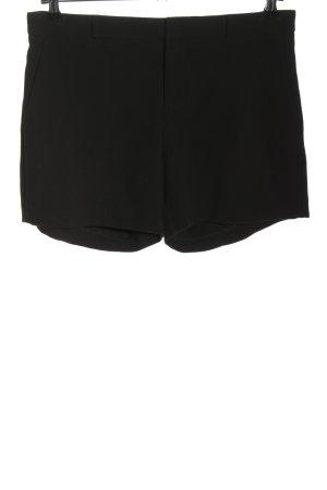 Banana Republic High-Waist-Shorts schwarz Casual-Look