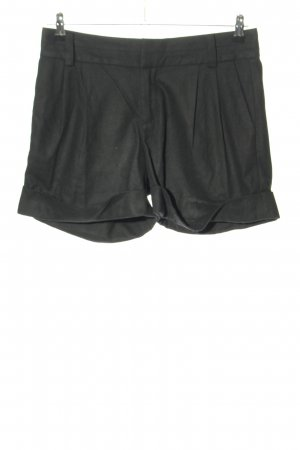 Banana Republic High-Waist-Shorts hellgrau Business-Look