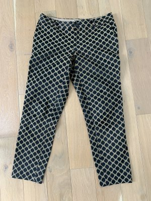 Banana Republic Pantalone a 7/8 nero-bronzo