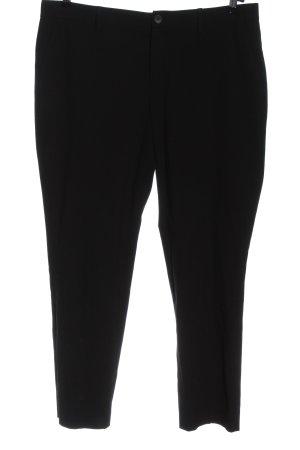 Banana Republic pantalón de cintura baja negro estilo «business»