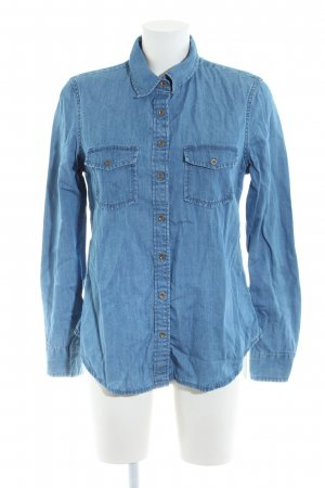Banana Republic Denim Shirt blue casual look
