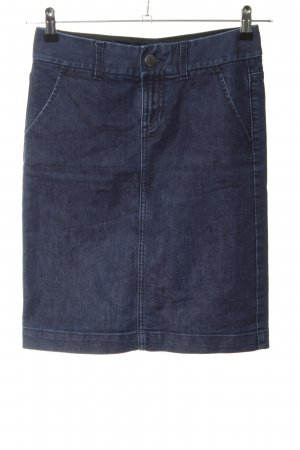 Banana Republic Jeansrock blau Casual-Look