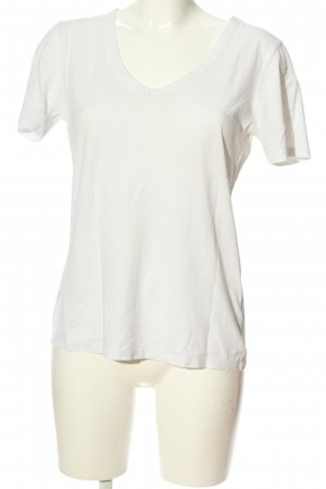 Banana Republic T-Shirt weiß Casual-Look