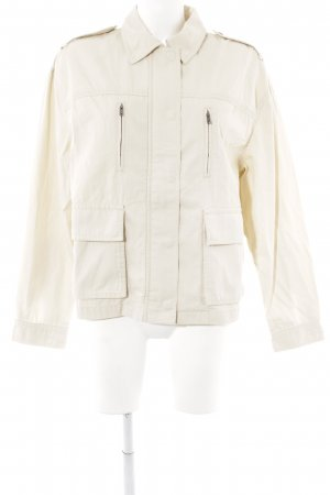 Banana Republic Kurzjacke hellbeige Casual-Look