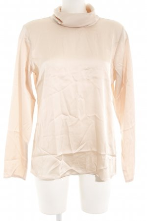Banana Republic Langarm-Bluse rosé Business-Look