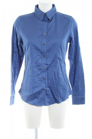 Banana Republic Langarmhemd blau Casual-Look