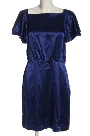 Banana Republic Midi-jurk blauw casual uitstraling
