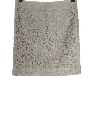 Banana Republic Mini-jupe gris clair style décontracté