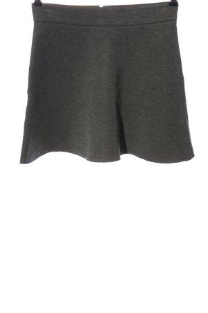 Banana Republic Mini-jupe gris clair moucheté style décontracté