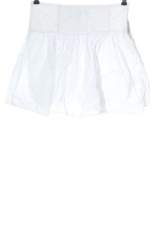 Banana Republic Mini-jupe blanc style décontracté