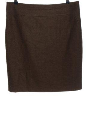Banana Republic Mini-jupe brun moucheté style décontracté