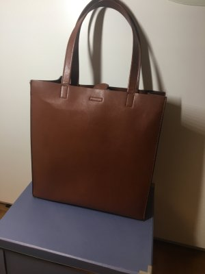 Banana Republic Borsa college marrone Pelle