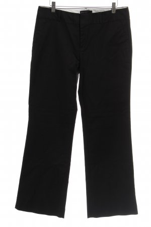Banana Republic Röhrenhose schwarz Business-Look