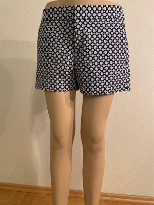 Banana Republic Shorts bianco-blu