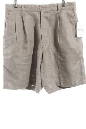 Banana Republic Shorts grau Casual-Look