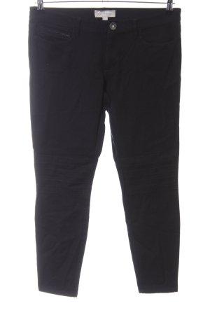 Banana Republic Skinny Jeans schwarz Casual-Look