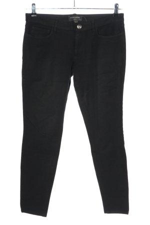 Banana Republic Slim Jeans schwarz Casual-Look
