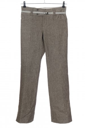 Banana Republic Stoffhose meliert Casual-Look