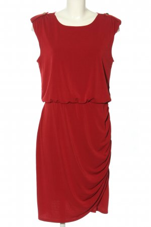 Banana Republic Stretchkleid rot Casual-Look