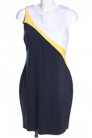 Banana Republic Stretch jurk grafisch patroon casual uitstraling