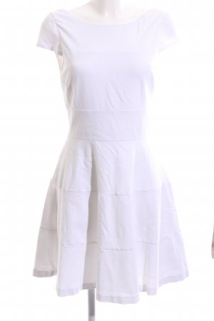 Banana Republic Stretch Dress white casual look