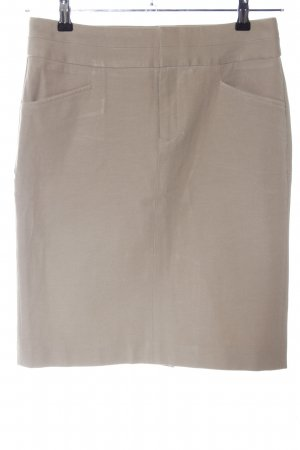 Banana Republic Jupe stretch blanc cassé style d'affaires