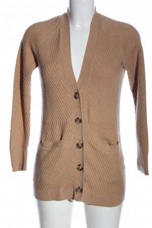 Banana Republic Strick Cardigan braun Casual-Look
