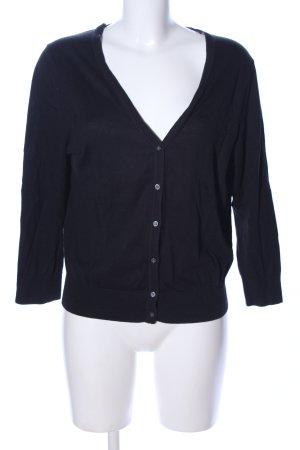 Banana Republic Veste en tricot noir style d'affaires