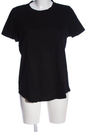 Banana Republic T-shirt zwart casual uitstraling