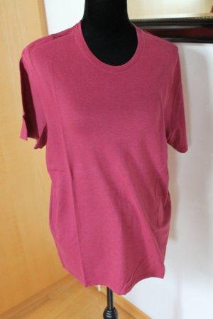 Banana Republic T-shirt rouge foncé coton