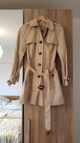 Banana Republic Trench beige-color cammello