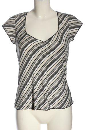 Banana Republic V-hals shirt gestreept patroon casual uitstraling
