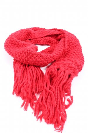 Banana Republic Woolen Scarf red casual look