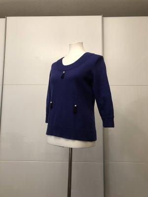 Banana Republic Crewneck Sweater blue