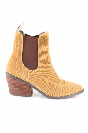 Band of Gypsies Chelsea Boot orange clair-brun style d'affaires