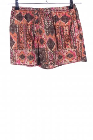 Band of Gypsies High waist short grafisch patroon casual uitstraling
