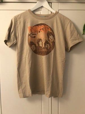 Logoshirt Print Shirt multicolored mixture fibre