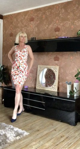Bandage Kleid von New Look