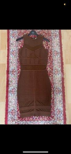 Bohoo Sukienka z gorsetem Wielokolorowy