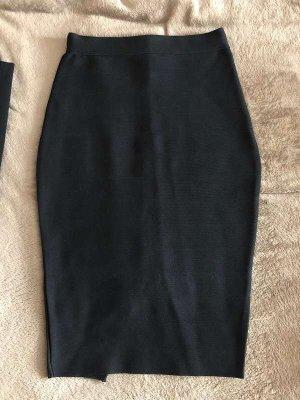 Bikbok Spódnica z wysokim stanem czarny