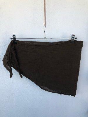 Ohne Neckerchief dark brown cotton