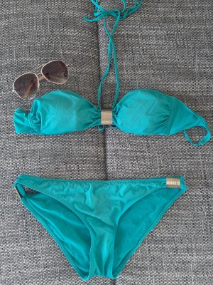 Bandeau Bikini *türkis*