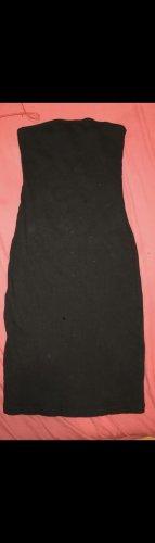 H&M Robe bandeau noir