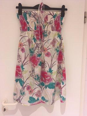 Bandeau-Kleid mit Pailletten von Accessorize in Größe 38 (M)