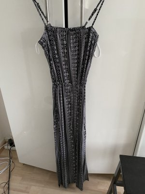Kik Bandeau Dress black-white