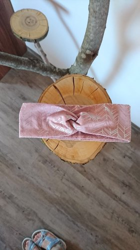 handmade Earmuff dusky pink