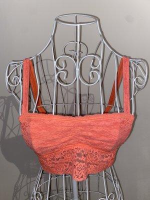 Gilly Hicks Haut bandeau orange fluo-orange
