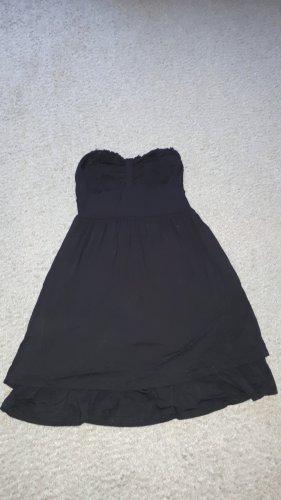 Bandeaujurk zwart